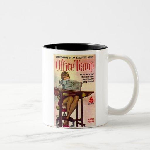 Office Tramp Coffee Mug Zazzle