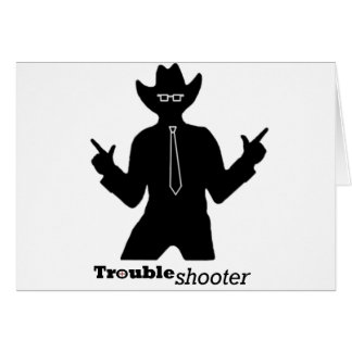 Office Troubleshooter Card