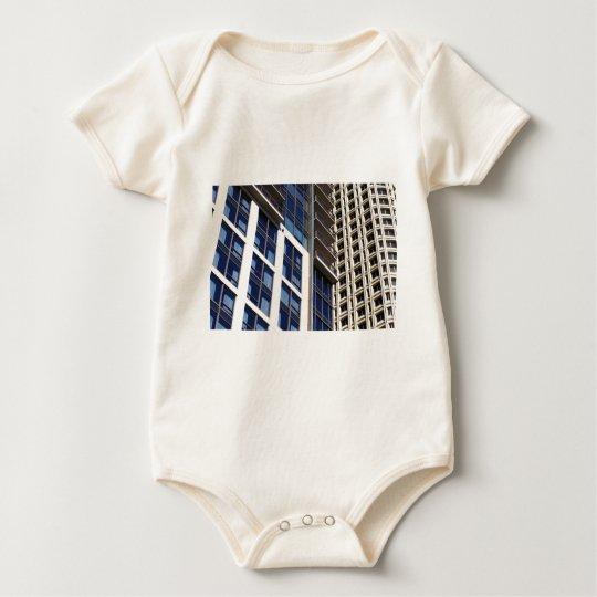 Office Windows Baby Bodysuit