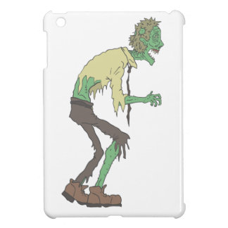 Office Worker Creepy Zombie With Rotting Flesh Out Cover For The iPad Mini