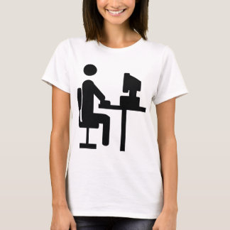 office worker icon T-Shirt