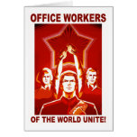 Office Workers Cards