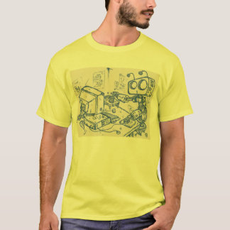Officebot T-Shirt (Men's)