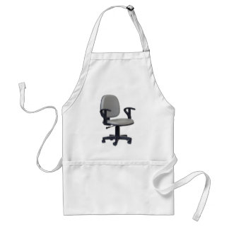 OfficeChair Adult Apron