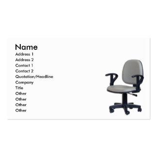 OfficeChair, Name, Address 1, Address 2, Contac... Business Card