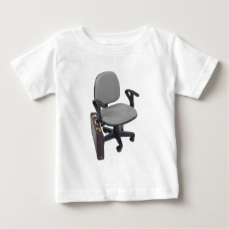 OfficeChairBriefcase102811 Baby T-Shirt