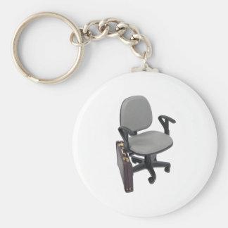 OfficeChairBriefcase102811 Keychain
