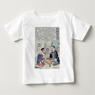 Officer and bookseller by Utagawa,Kokunimasa Tee Shirts