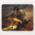 Officer of the Hussars, 1814 Mouse Pad