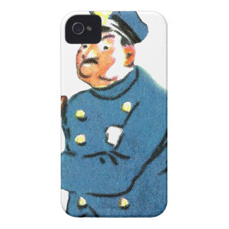 Officer On Duty iPhone 4 Cases
