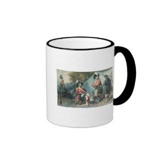 Officers of the 79th Highlanders Coffee Mugs
