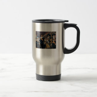 'Officers of the St. George Civil Guard' Travel Mug