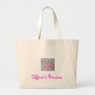 Officer's Princess Large Tote Bag