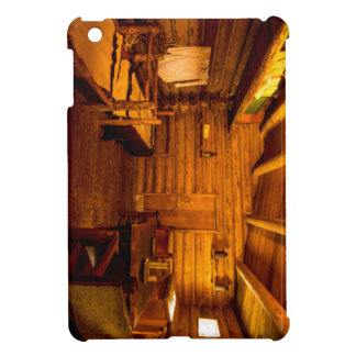 Officers Quarters Fort Clatsop - Lewis And Clark Case For The iPad Mini