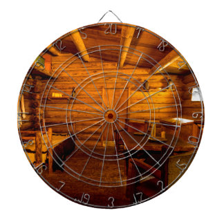 Officers Quarters Fort Clatsop - Lewis And Clark Dart Boards