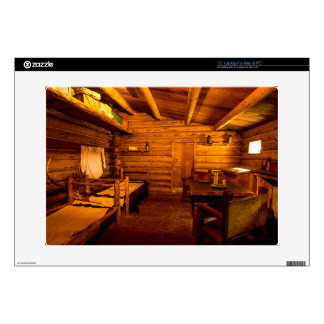 Officers Quarters Fort Clatsop - Lewis And Clark Skin For Laptop