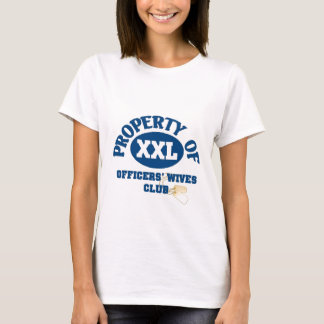 Officers Wives Club T-Shirt
