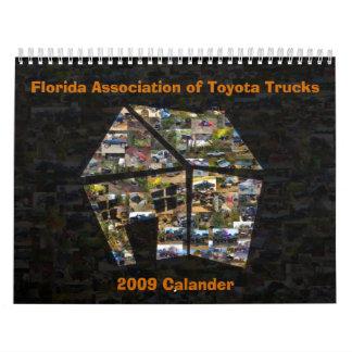OFFICIAL 2009 FATTshack CALANDER Calendar