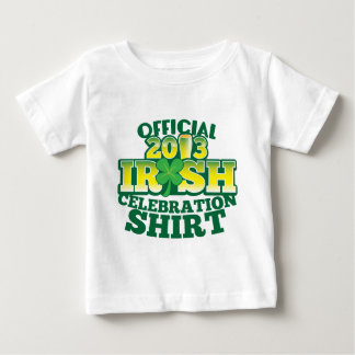 Official 2013 IRISH celebration SHIRT