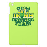 Official 2013 Irish DRINKING TEAM from The Beer Sh Case For The iPad Mini
