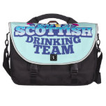 Official 2013 SCOTTISH DRINKING TEAM Commuter Bags