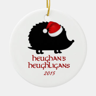 OFFICIAL 2015 Heughligan's Charity Ornament