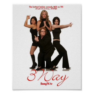 Official 3Way Poster