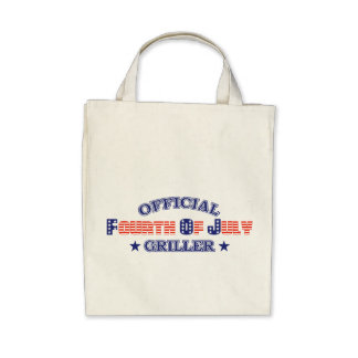 Official 4th Of July Griller Bags