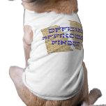 Official Affikomen Finder Dog Shirt