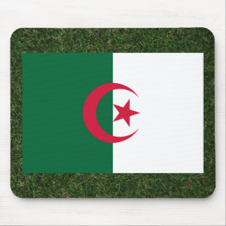 Official Algerian Flag Mouse Pad