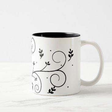 Coffee Themed Official Allison White - Grey Coffee Mug
