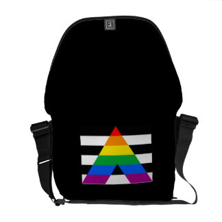 OFFICIAL ALLY FLAG COURIER BAGS