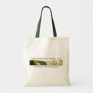 Official American-Italian Blog Adventure Tote