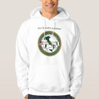 Official American-Italian Blog Hooded Sweatshirt