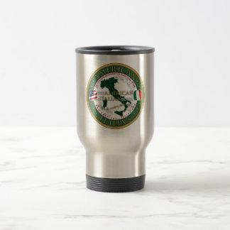 Official American-Italian Blog StainlessTravel Mug