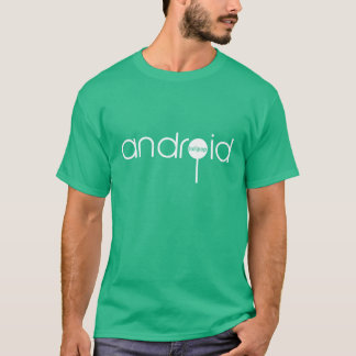 Official Android Lollipop T-Shirt