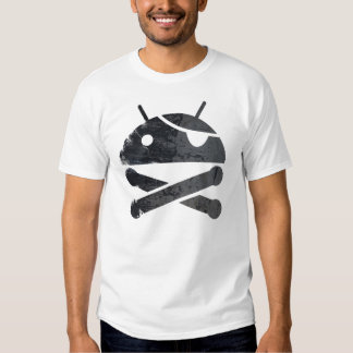 Official Android Superuser T-shirts