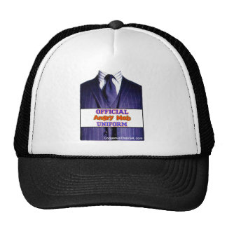 Official Angry Mob Uniform Trucker Hat