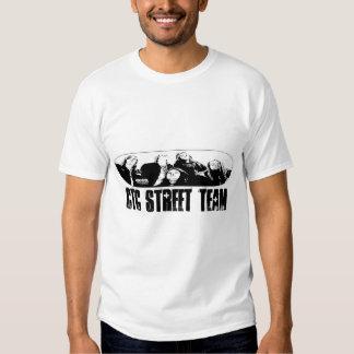 OFFICIAL APPAREL DESIGN 2, CTC SKATE TEAM T-Shirt