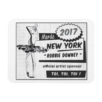 Official Artist Sponsor 2017 - Magnet