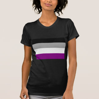 OFFICIAL ASEXUAL PRIDE FLAG SHIRT