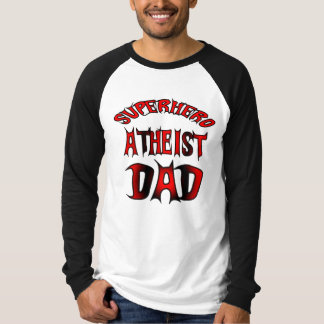 Official Atheist Parents T-Shirt