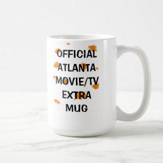 Official Atlanta Movie/TV Extra Mug