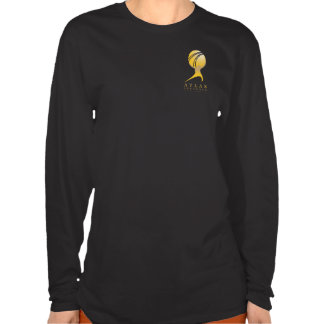 Official ATLAS SHRUGGED Movie Ladies Long Sleeve Tee Shirt