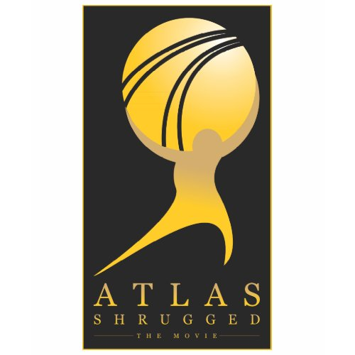 Official ATLAS SHRUGGED Movie Ladies Long Sleeve shirt