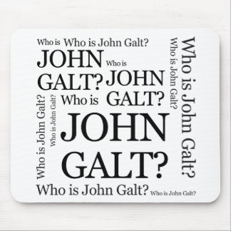 Official ATLAS SHRUGGED Movie Mouse Pad