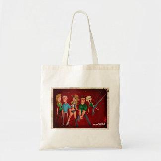 Official B2 Art Canvas Bag