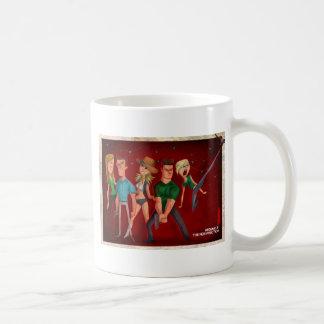 Official B2 Art Coffee Mug