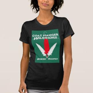 Official B2 Coat Hanger Warriors Shirts