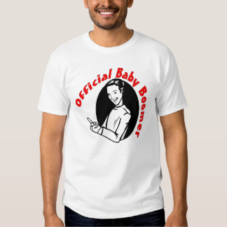 Official Baby Boomer Shirt